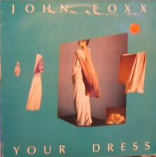 John Foxx Your Dress, The Garden Uk 12""
