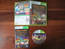 SOUTH PARK  LE BATON DE LA VERITE              -----   pour X-BOX 360