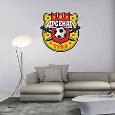 "FC Arsenal Tula Russia Football Soccer Wall Decor Sticker Decal 22""X25"""