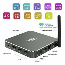 TX8 ANDROID 6 2GB/32GB tv box 2 year warranty Competitor of T95m, MXQ PRO,M9X