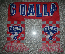 FC Dallas MLS Soccer Til I Die DTID Winter Scarf 2010 Western Conference Champs