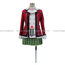 The Legend of Heroes: Trails of Cold Steel Alisa Reinford Cloth Cosplay Costume
