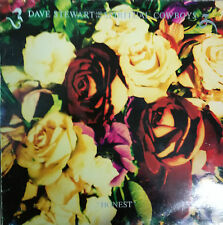 "DAVE STEWART AND THE SPIRITUAL COWBOYS - HONEST LP 12"" SPAIN 1991 GOOD CONDITION"