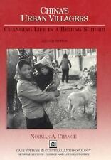 China's Urban Villagers: Changing Life in a Beijing Suburb (Case Studies in Cul