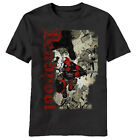 New Mens Marvel Comics Dead Rising Deadpool T-Shirt. S - 2XL Tee Shirt