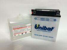 CB12AL-A/SM BATTERIA MOTO UNIBAT 12 AH 165 A (EN) - COD. YUASA YB12AL-A