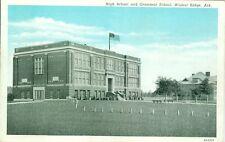 Walnut Ridge, AR The High School and Grammar School