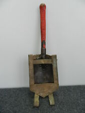 WW1 WWI Military GERMAN COMBAT Shovel and Carrier 1915 Rare Army # 5