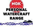 NGK SPARK PLUG For PWC / JET SKI KAWASAKI 750cc JS 750 C SXI 98-