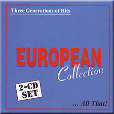 European Collection - Three Generations of Hits - Blue (2 CD Set) BRAND NEW