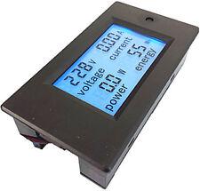 misuratore di consumo elettrico digitale wattmetro voltmetro amperometro AC 220v