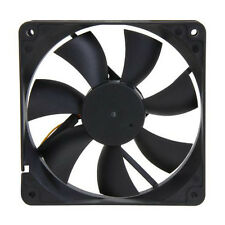 Evercool EC12025M12C 120mm x 25mm 2000RPM 4pin Molex Cooling Fan 12V Med Speed