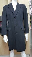 BOSS HUGO BOSS SELECTION MEN'S Cashmere Wool Winter Coat size: UK50, US40R, FR50