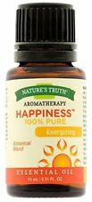 Nature's Truth Aromatherapy Happiness Pure Essential Oil 0.51 Oz