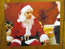 "BILLY  BOB  THORNTON (""Bad Santa/Sling Blade"") Signed  8 X 10 Glossy Color Photo"