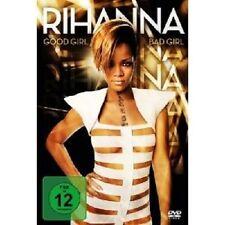 """RIHANNA """"GOOD GIRL BAD GIRL""""  DVD NEU"""