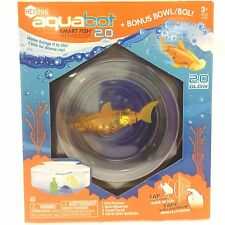 HEXBUG Kids Aquabot 2.0 with Bowl, Orange