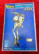 Macross Regult Scout Recon Battlepod 1/200 Pitaban Kit Vintage NEW Robotech