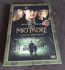cofanetto+ DVD Nuovo sigillato film-Era mio padre Tom Hanks Jude Law P. Newman