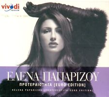 HELENA PAPARIZOU - Protereotita / Euro Edition 2CD Box 28TR 2005 / RARE!