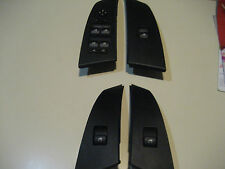 BMW OEM E60 E61 530I ALL 4 WINDOW SWITCHES ALL MINT!