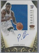 2012-13 PREFERRED SILHOUETTES PERRY JONES RC AUTO JERSEY 26/99!!