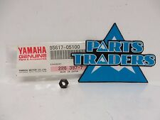 NOS Yamaha Throttle Assembly Nut Banshee Big Bear Blaster Bravo Exciter Champ