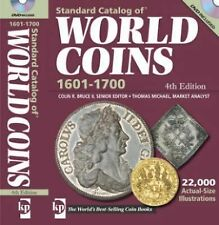 Standard Catalog Of World Coins 1601-1700, Michael, Thomas, Bruce, Colin R, Good