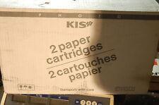 2 rouleau papier photo KIS KODAK lustre type RA4 larg 178 long 83  neuf