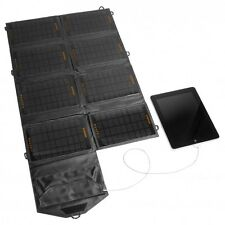 28 Watt Portable Folding Solar Panel Charger for Tablets Smart Phones Laptop USB