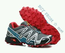 New 10 Mens Salomon Speedcross 3 // Athletic Trail Running Sports Outdoor shoes