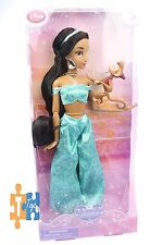 "Aladdin's PRINCESS JASMINE 2017 Disney Store Collectible Doll Figure ""NEW"""