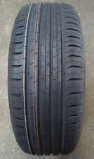 1 Summer Tires Continental ContiEcoContact 5 ContiSeal 215/55 R17 94V DOT1315