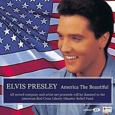 America the Beautiful [US CD] [Single] by Elvis Presley (CD, Oct-2001, RCA)