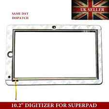 Replacement Touch Screen Digitizer For 10.2'' SuperPad 6 7 8 Tablet Pc UK Seller