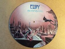 ELOY - METROMANIA PICTURE DISC  ORIG 1984  HEAVY METAL HMIPD21  EXCELLENT RARE