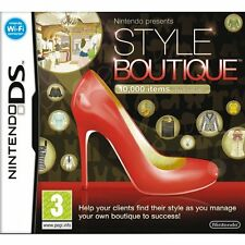 nintendo presents style boutique ds