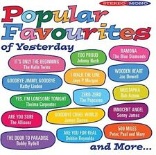 Popular Favourites Of Yesterday - Various Artist (2016, CD NEU)