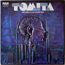ISAO TOMITA / PICTURES AT AN EXHIBITION / SYNTHESIZER / MOOG / RCA JAPAN