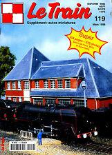 LE TRAIN N° 119 DE 1998,  LA 141 P DE JOUEF, LE PREMIER MODÈLE D'UNE GAMME