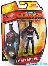 2015 DC Comics Multiverse BATMAN BEYOND Arkham City Figure
