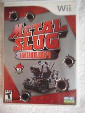 Metal Slug Anthology (Nintendo Wii, 2006)