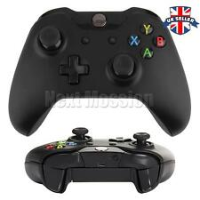 Pro Wireless Controller Gamepad Joypad For Microsoft Xbox One, Black, Brand New
