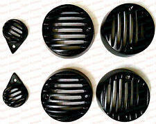 Combo 2x parking & 4x indicator Grill for Royal Enfield Bullet motorcycle