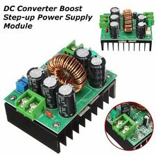1200W DC-DC Boost Converter Step-up Module Voiture Power Supply 10-60V to 12-80V