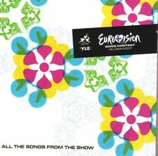 2 CD Eurovision Song Contest Helsinki 2007