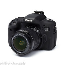 easyCover Armor Protective Skin for Canon EOS Rebel T6s Black - Free US Shipping