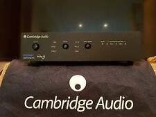 Cambridge Audio Dacmagic DAC works with any digital source including the NP30