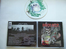 Brocas Helm - Black Death  CD   1988 / 1997 press Gargoyle Rec.