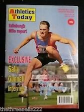 ATHLETICS TODAY - SALLY GUNNELL INTERVIEW - SEPT 16 1992